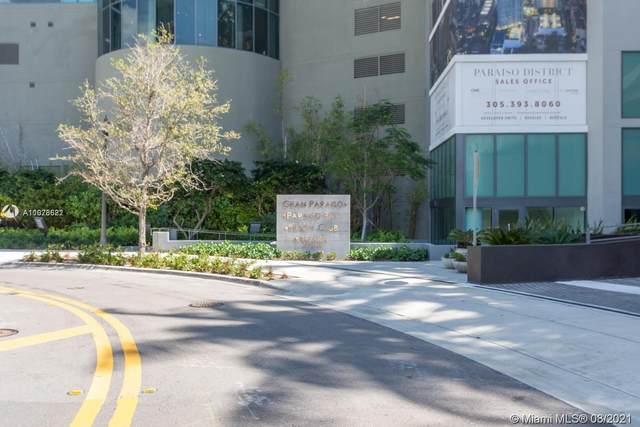 480 NE 31st St #4803, Miami, FL 33137 (MLS #A11078622) :: The Howland Group