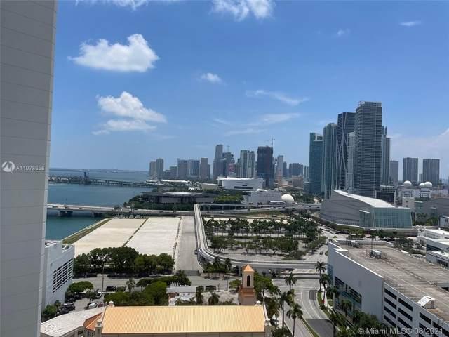 1717 N Bayshore Dr A-2555, Miami, FL 33132 (MLS #A11078658) :: Berkshire Hathaway HomeServices EWM Realty