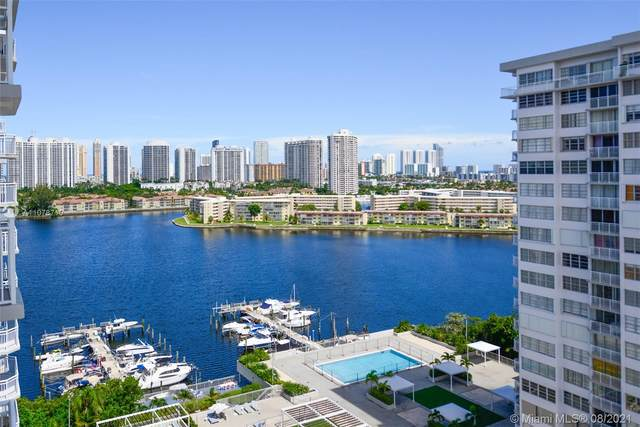 18051 Biscayne Blvd #1603, Aventura, FL 33160 (MLS #A11078710) :: GK Realty Group LLC