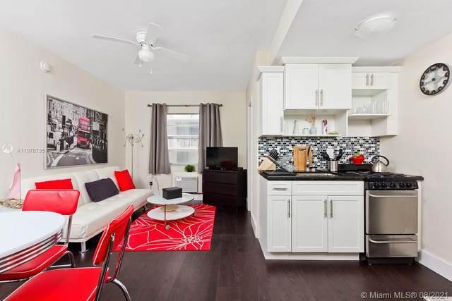 335 Ocean Dr #222, Miami Beach, FL 33139 (MLS #A11078735) :: Green Realty Properties