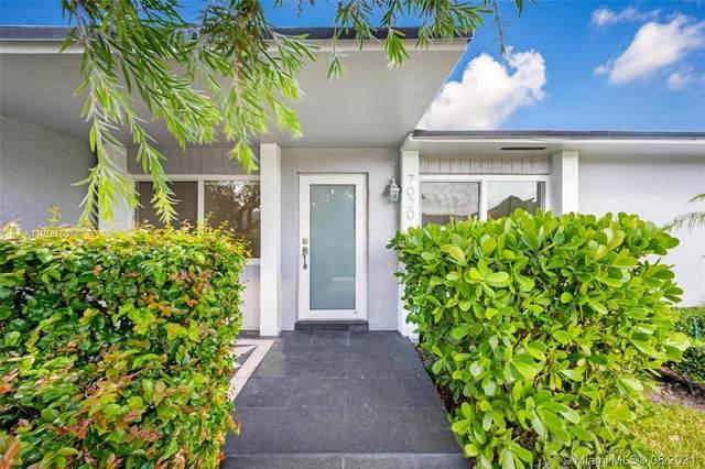 7020 SW 102nd Ct #1, Miami, FL 33173 (MLS #A11078760) :: Prestige Realty Group