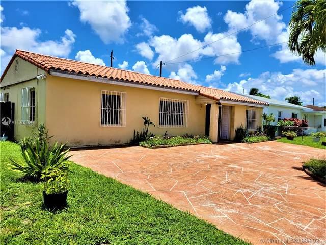 7230 SW 4th St, Miami, FL 33144 (MLS #A11078784) :: Prestige Realty Group