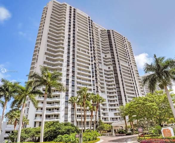 21205 Yacht Club Dr #2604, Aventura, FL 33180 (MLS #A11078791) :: Berkshire Hathaway HomeServices EWM Realty