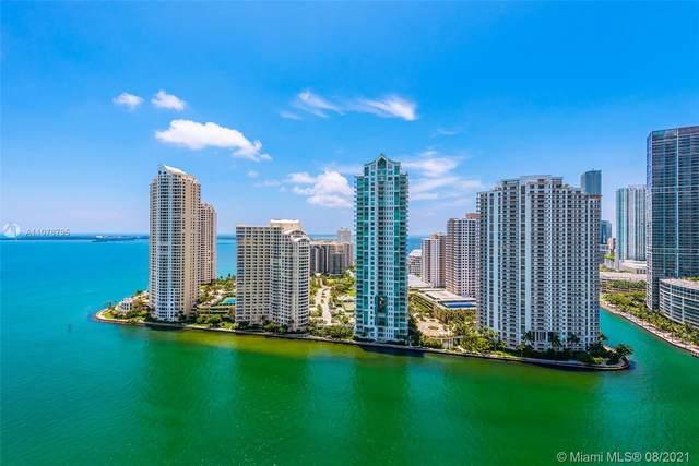 325 S Biscayne Blvd #3021, Miami, FL 33131 (MLS #A11078795) :: Search Broward Real Estate Team