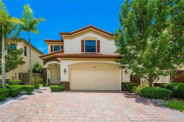 8830 NW 101st Pl, Doral, FL 33178 (MLS #A11078815) :: Berkshire Hathaway HomeServices EWM Realty