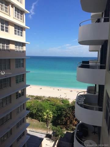 5555 Collins Ave 12B, Miami Beach, FL 33140 (MLS #A11078833) :: Prestige Realty Group
