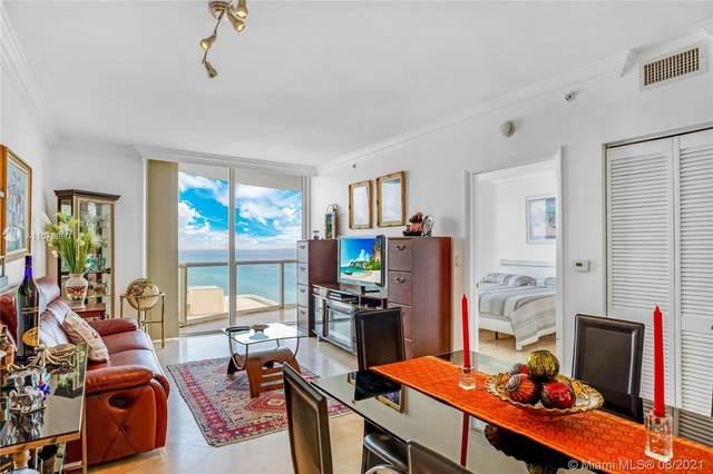 6365 Collins Ave #2309, Miami Beach, FL 33141 (MLS #A11078890) :: Berkshire Hathaway HomeServices EWM Realty