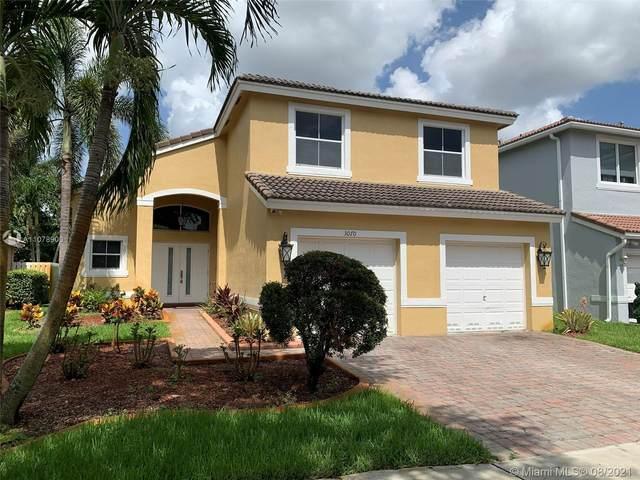 3070 SW 139th Ave, Miramar, FL 33027 (MLS #A11078900) :: Search Broward Real Estate Team
