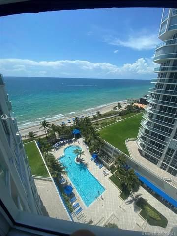 6051 N Ocean Dr #1202, Hollywood, FL 33019 (MLS #A11078917) :: Berkshire Hathaway HomeServices EWM Realty
