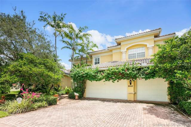 8642 Yellow Rose Ct, Boynton Beach, FL 33473 (MLS #A11078922) :: Prestige Realty Group