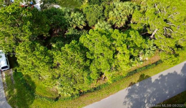 LOT 47 Petunia Terrace, North Port, FL 34286 (MLS #A11078924) :: Prestige Realty Group