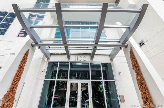 1100 S Miami Ave #1607, Miami, FL 33130 (MLS #A11078951) :: Search Broward Real Estate Team