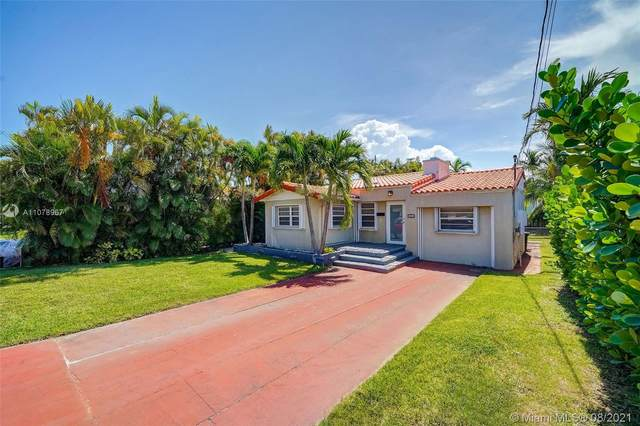 9224 Dickens Ave, Surfside, FL 33154 (MLS #A11078967) :: Onepath Realty - The Luis Andrew Group