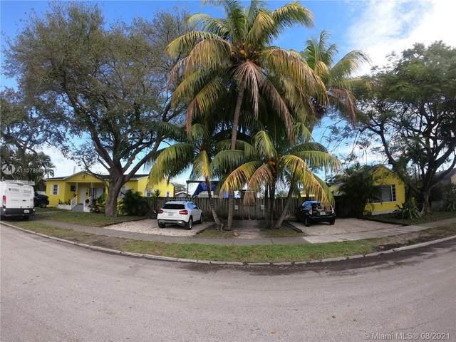1935 Lincoln St, Hollywood, FL 33020 (MLS #A11078968) :: Berkshire Hathaway HomeServices EWM Realty
