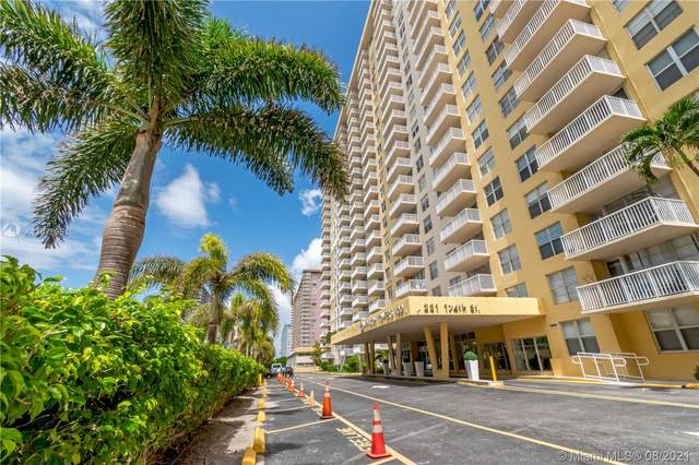 231 174th St #505, Sunny Isles Beach, FL 33160 (MLS #A11078991) :: Castelli Real Estate Services