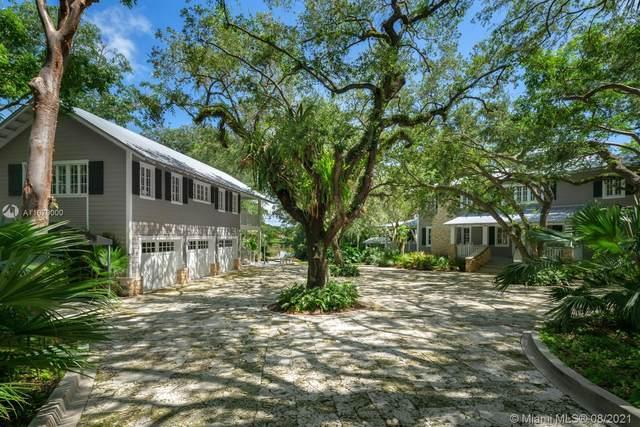 4845 Hammock Lake Dr, Coral Gables, FL 33156 (MLS #A11079000) :: The Rose Harris Group