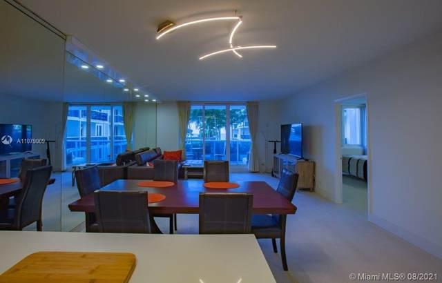 2301 Collins Ave #424, Miami Beach, FL 33139 (MLS #A11079009) :: Prestige Realty Group