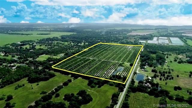 1536 A Road, La Belle, FL 33935 (MLS #A11079013) :: Berkshire Hathaway HomeServices EWM Realty