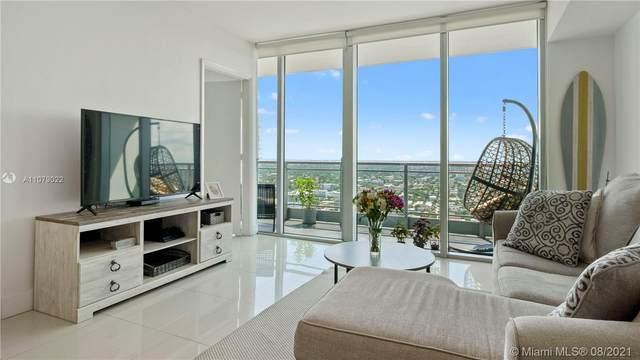 92 SW 3rd St #3807, Miami, FL 33130 (MLS #A11079022) :: Prestige Realty Group