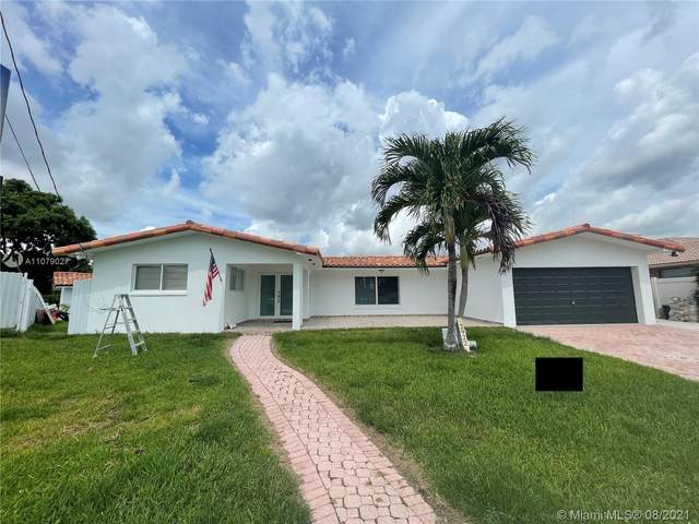 2922 Cleveland St, Hollywood, FL 33020 (MLS #A11079027) :: Berkshire Hathaway HomeServices EWM Realty