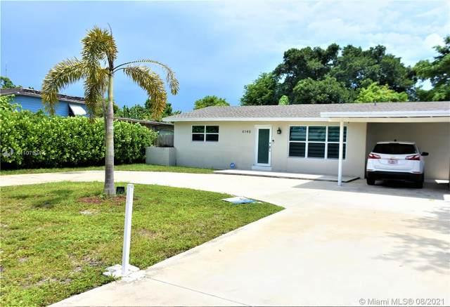 6140 SW 26th St, Miramar, FL 33023 (MLS #A11079047) :: Berkshire Hathaway HomeServices EWM Realty
