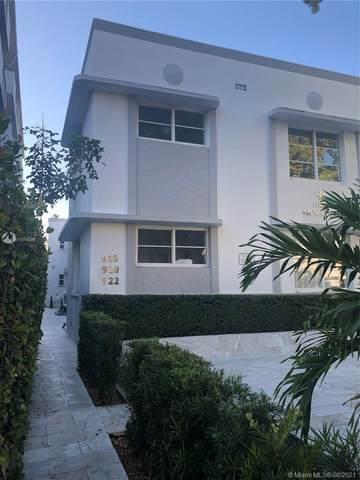920 Jefferson Ave #4, Miami Beach, FL 33139 (MLS #A11079049) :: Berkshire Hathaway HomeServices EWM Realty
