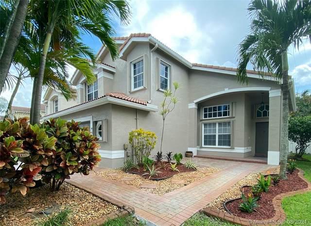2534 SW 157th Ave, Miramar, FL 33027 (MLS #A11079061) :: Green Realty Properties