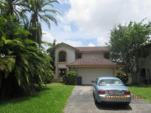 8788 SW 57th St, Cooper City, FL 33328 (MLS #A11079070) :: Green Realty Properties