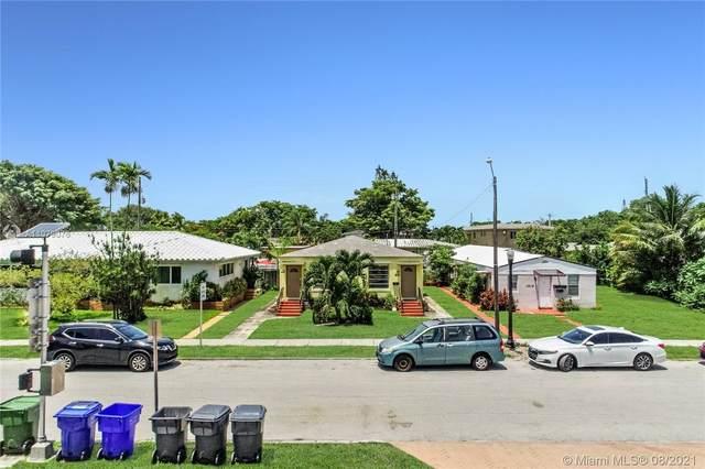 1921 Buchanan St, Hollywood, FL 33020 (MLS #A11079076) :: Berkshire Hathaway HomeServices EWM Realty