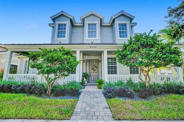 4762 Village Way, Davie, FL 33314 (MLS #A11079082) :: Green Realty Properties