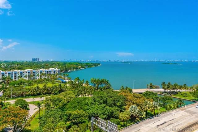 601 NE 36th St #1106, Miami, FL 33137 (MLS #A11079090) :: Search Broward Real Estate Team