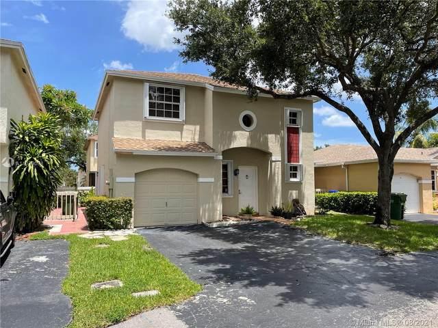 11858 NW 13th St, Pembroke Pines, FL 33026 (MLS #A11079098) :: Search Broward Real Estate Team