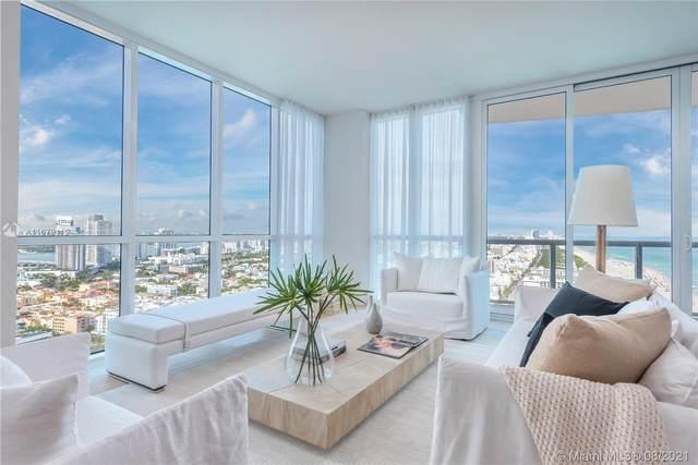 50 S Pointe Dr #3104, Miami Beach, FL 33139 (MLS #A11079112) :: Berkshire Hathaway HomeServices EWM Realty
