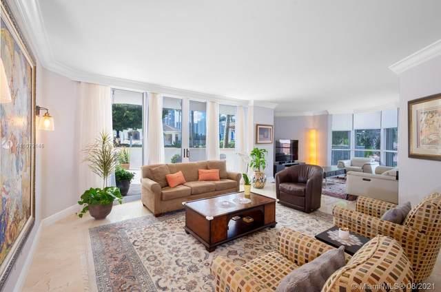21055 NE 37th Ave 409 + Studio Ro, Aventura, FL 33180 (MLS #A11079146) :: Berkshire Hathaway HomeServices EWM Realty