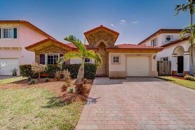 22557 SW 94th Path, Cutler Bay, FL 33190 (MLS #A11079155) :: Prestige Realty Group