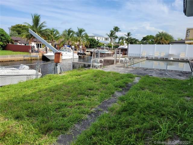 13080 Ortega Ln, North Miami, FL 33181 (MLS #A11079163) :: The Rose Harris Group
