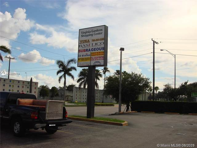 5877 NW 36th St, Virginia Gardens, FL 33166 (MLS #A11079174) :: Berkshire Hathaway HomeServices EWM Realty