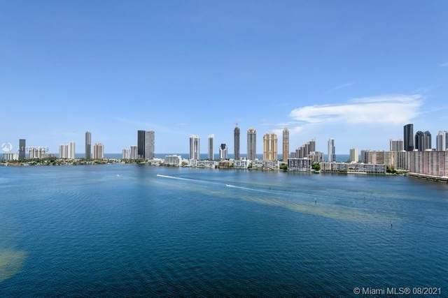 3000 Island Blvd #2006, Aventura, FL 33160 (MLS #A11079229) :: Green Realty Properties