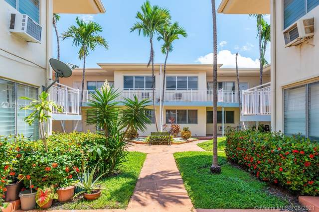 350 75th St #208, Miami Beach, FL 33141 (MLS #A11079230) :: Berkshire Hathaway HomeServices EWM Realty