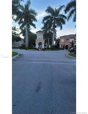 8936 SW 19th St #903, Miramar, FL 33025 (MLS #A11079244) :: Green Realty Properties