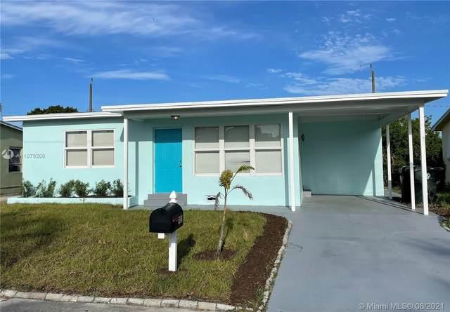 921 S B Street, Lake Worth, FL 33460 (MLS #A11079266) :: Search Broward Real Estate Team
