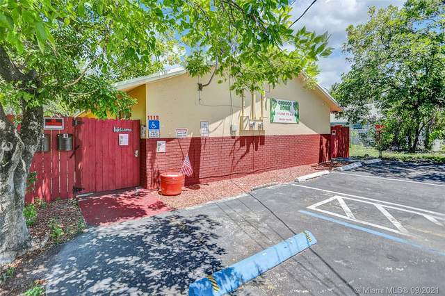 1112 NE 5th Ave, Fort Lauderdale, FL 33304 (MLS #A11079271) :: Onepath Realty - The Luis Andrew Group