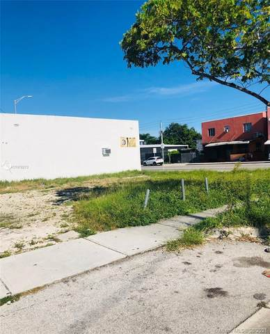 1395 NW 54th St, Miami, FL 33142 (MLS #A11079273) :: Green Realty Properties