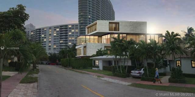 1445 Bay Rd, Miami Beach, FL 33139 (MLS #A11079306) :: Berkshire Hathaway HomeServices EWM Realty