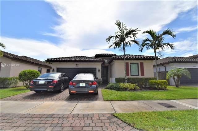 11384 SW 151st Path, Miami, FL 33196 (MLS #A11079338) :: Castelli Real Estate Services