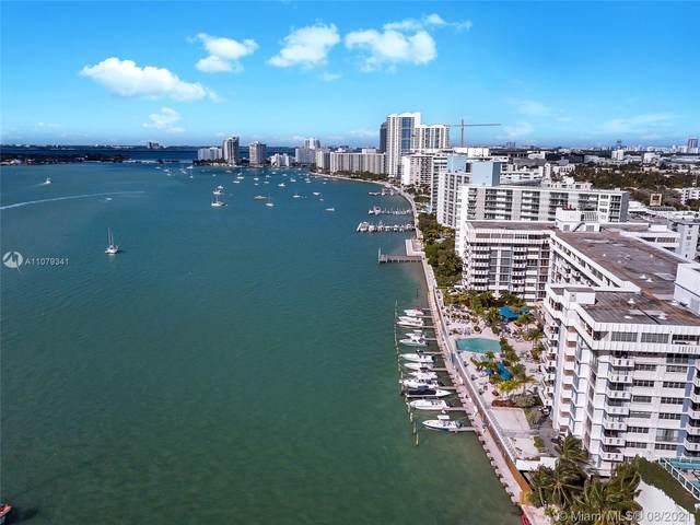 800 West Ave #636, Miami Beach, FL 33139 (MLS #A11079341) :: Berkshire Hathaway HomeServices EWM Realty