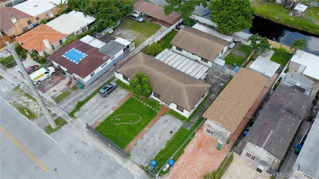 396 Tamiami Canal Rd, Miami, FL 33144 (MLS #A11079353) :: Berkshire Hathaway HomeServices EWM Realty