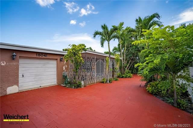 18041 NW 3rd Ave, Miami Gardens, FL 33169 (MLS #A11079373) :: Berkshire Hathaway HomeServices EWM Realty