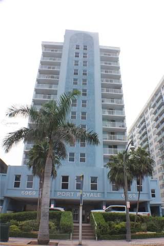 6969 Collins Ave #505, Miami Beach, FL 33141 (MLS #A11079378) :: Berkshire Hathaway HomeServices EWM Realty