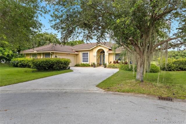 1546 NW 103rd Ter, Coral Springs, FL 33071 (MLS #A11079405) :: Carlos + Ellen